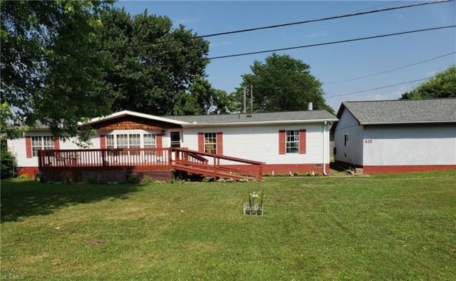 415 S Mckinley Ave, Newcomerstown, OH 43832 (MLS #4078270) :: RE/MAX Edge Realty