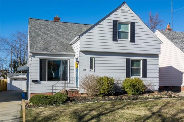 4233 Lambert Rd, South Euclid, OH 44121 (MLS #4078295) :: RE/MAX Trends Realty