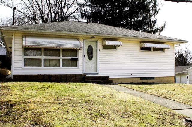101 Eastholm Ave, Akron, OH 44312 (MLS #4078302) :: RE/MAX Valley Real Estate