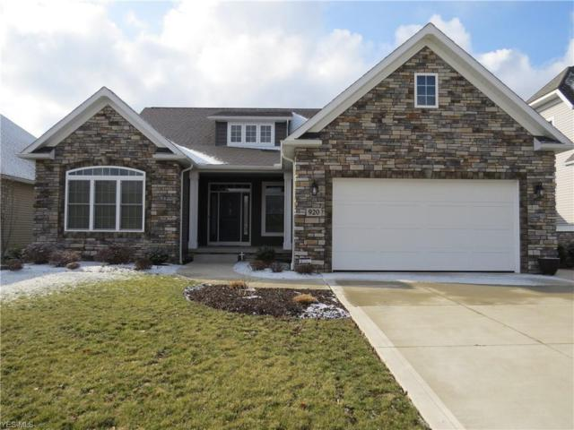 920 Laurel Green Dr NE, North Canton, OH 44720 (MLS #4078384) :: Tammy Grogan and Associates at Cutler Real Estate