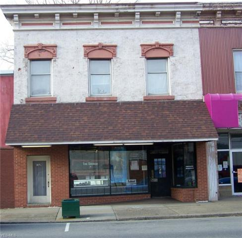 136 W Main St, Newcomerstown, OH 43832 (MLS #4078509) :: RE/MAX Edge Realty