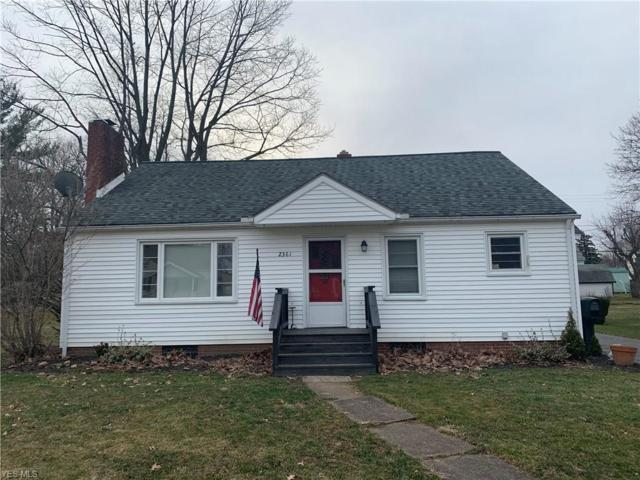 2361 S Seneca Ave, Alliance, OH 44601 (MLS #4078511) :: RE/MAX Trends Realty