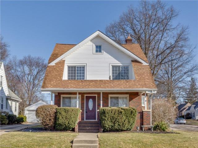 2307 Shaw Ave, Cuyahoga Falls, OH 44223 (MLS #4078611) :: Ciano-Hendricks Realty Group