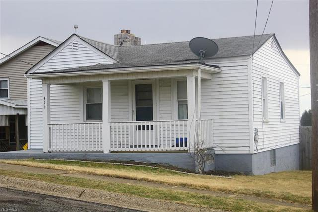 412 Mineral Ave, Weirton, WV 26062 (MLS #4078644) :: RE/MAX Edge Realty