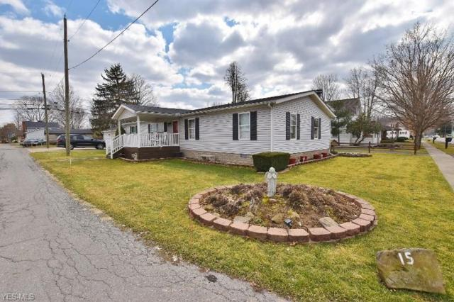 15 N Smith St, Dellroy, OH 44620 (MLS #4078817) :: RE/MAX Edge Realty