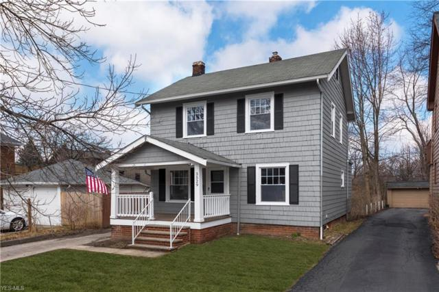 3529 E Scarborough Rd, Cleveland Heights, OH 44118 (MLS #4078956) :: RE/MAX Edge Realty