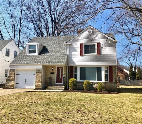 736 Quilliams Rd, Cleveland Heights, OH 44121 (MLS #4078978) :: RE/MAX Edge Realty