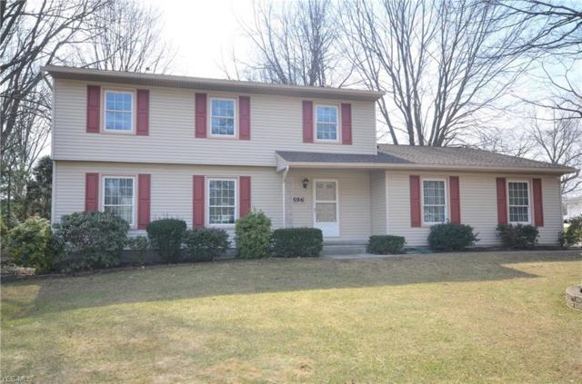 596 Stafford Dr, Tallmadge, OH 44278 (MLS #4079068) :: RE/MAX Edge Realty