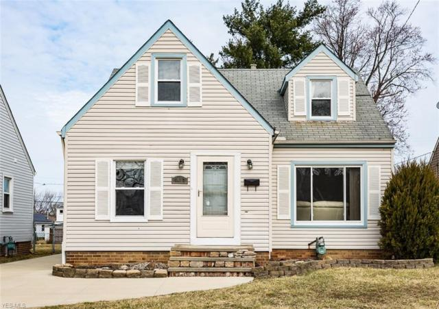 6402 Morningside Dr, Parma, OH 44129 (MLS #4079105) :: RE/MAX Edge Realty