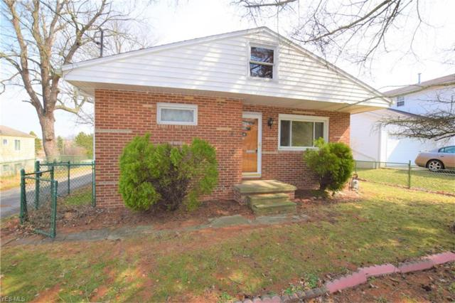 29 Pauline Ave, Akron, OH 44312 (MLS #4079186) :: RE/MAX Edge Realty