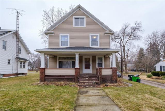 829 S Rockhill Ave, Alliance, OH 44601 (MLS #4079283) :: RE/MAX Trends Realty