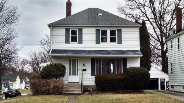 155 Hayes Ave, Cuyahoga Falls, OH 44221 (MLS #4079404) :: RE/MAX Trends Realty