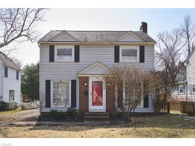 488 Malvern Rd, Akron, OH 44303 (MLS #4079433) :: RE/MAX Edge Realty