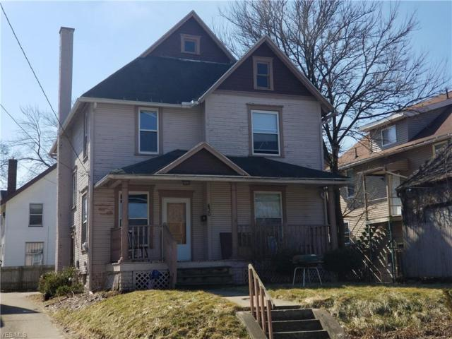 430 15th St NW, Canton, OH 44703 (MLS #4079818) :: RE/MAX Edge Realty