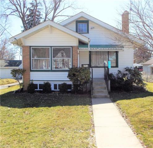 4966 Barrie St NW, Canton, OH 44708 (MLS #4080460) :: RE/MAX Trends Realty