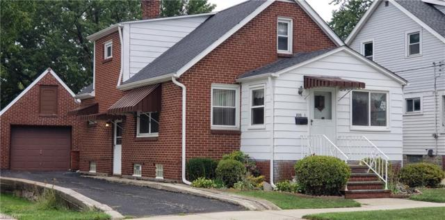 235 Orchard St, Fairport Harbor, OH 44077 (MLS #4080691) :: RE/MAX Trends Realty