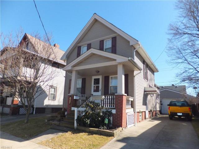 1609 Crestline Ave, Cleveland, OH 44109 (MLS #4080996) :: RE/MAX Trends Realty