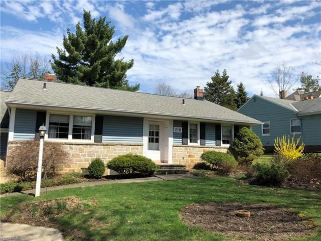 218 N Main St, Chagrin Falls, OH 44022 (MLS #4082567) :: RE/MAX Valley Real Estate