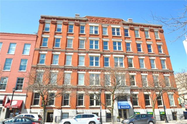 408 W Saint Clair Ave #315, Cleveland, OH 44113 (MLS #4082571) :: Ciano-Hendricks Realty Group