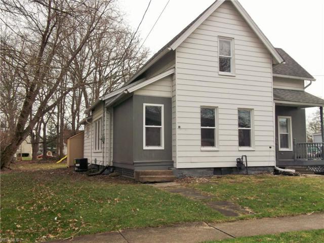 24 W Church St, Newton Falls, OH 44444 (MLS #4083121) :: Ciano-Hendricks Realty Group