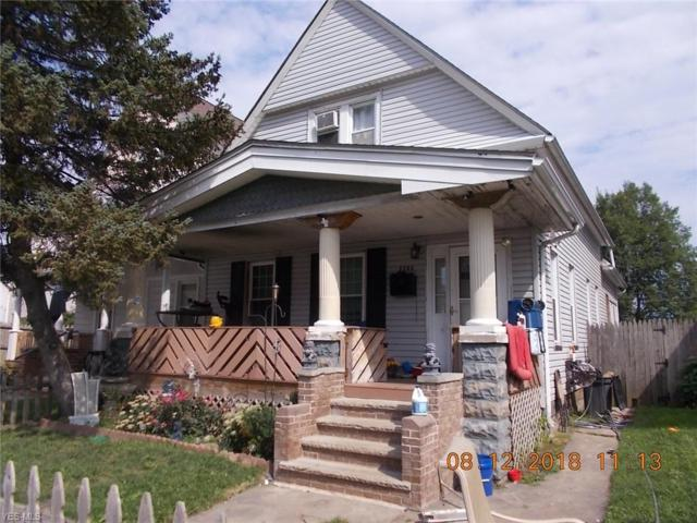 7202 Clark Avenue, Cleveland, OH 44102 (MLS #4083448) :: The Holden Agency