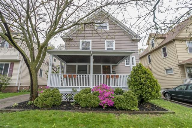 1528 Rockway Ave, Lakewood, OH 44107 (MLS #4084009) :: RE/MAX Trends Realty