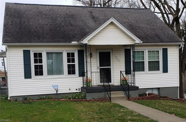 1015 N 18th St, Cambridge, OH 43725 (MLS #4084043) :: Ciano-Hendricks Realty Group