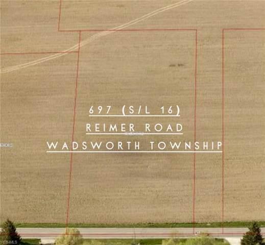 697 Reimer Road, Wadsworth, OH 44281 (MLS #4084538) :: The Crockett Team, Howard Hanna
