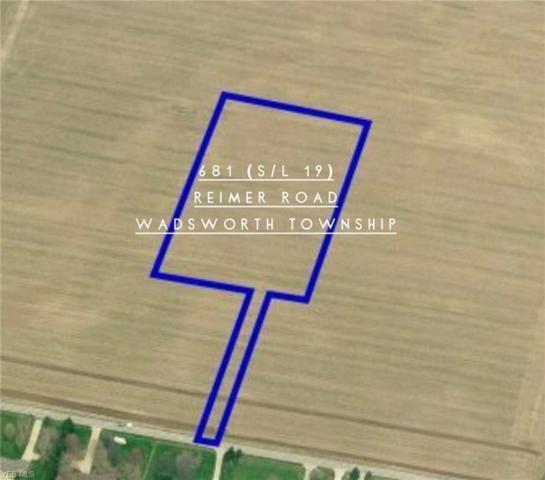 681 Reimer Road, Wadsworth, OH 44281 (MLS #4084546) :: The Crockett Team, Howard Hanna