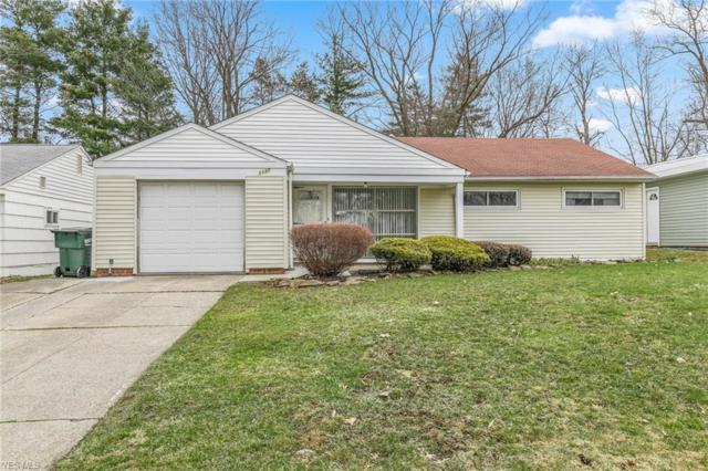 1137 Ranchland, Mayfield Heights, OH 44124 (MLS #4084550) :: Ciano-Hendricks Realty Group