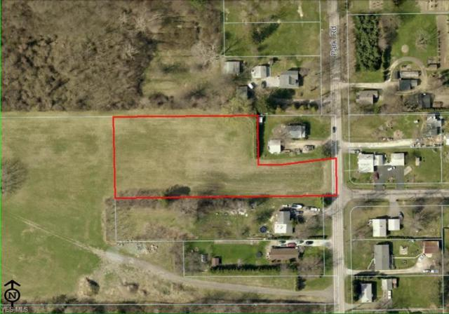 307 Park Rd, Painesville, OH 44077 (MLS #4084692) :: RE/MAX Valley Real Estate