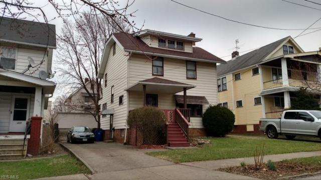 4437 W 48th St, Cleveland, OH 44144 (MLS #4084756) :: RE/MAX Trends Realty