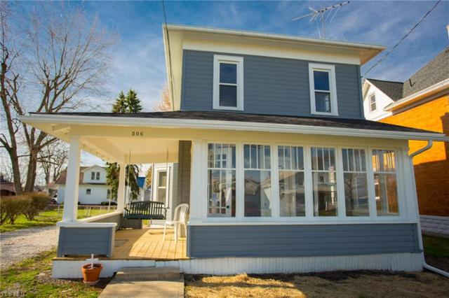 506 E Gorgas St, Louisville, OH 44641 (MLS #4085281) :: RE/MAX Edge Realty