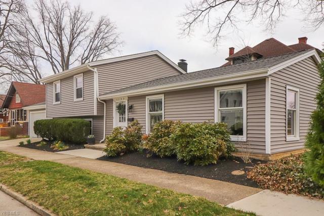 1155 Webb Rd, Lakewood, OH 44107 (MLS #4085974) :: RE/MAX Valley Real Estate