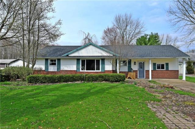 1146 Townsend Ave, Youngstown, OH 44505 (MLS #4086187) :: RE/MAX Valley Real Estate
