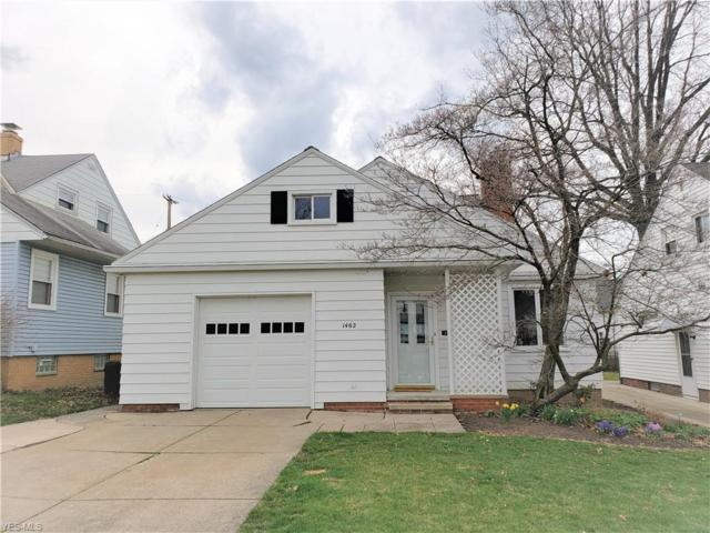 1462 Parkhaven Row, Lakewood, OH 44107 (MLS #4086189) :: RE/MAX Valley Real Estate