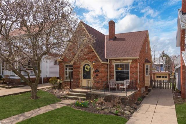 1664 Chesterland Ave, Lakewood, OH 44107 (MLS #4086258) :: RE/MAX Valley Real Estate