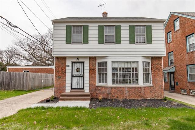 3726 Normandy Rd, Cleveland, OH 44120 (MLS #4086591) :: Ciano-Hendricks Realty Group