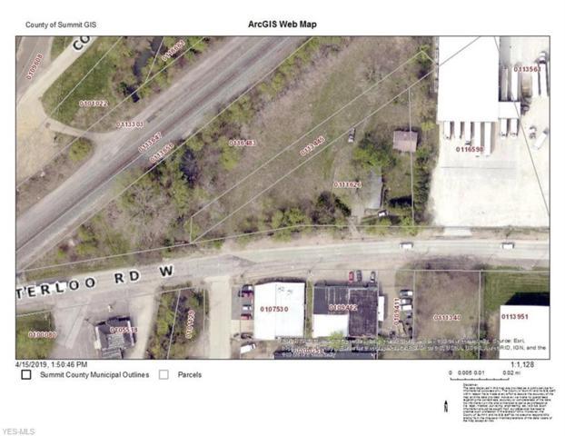 1451-1457 Waterloo Rd, Barberton, OH 44203 (MLS #4087090) :: RE/MAX Edge Realty
