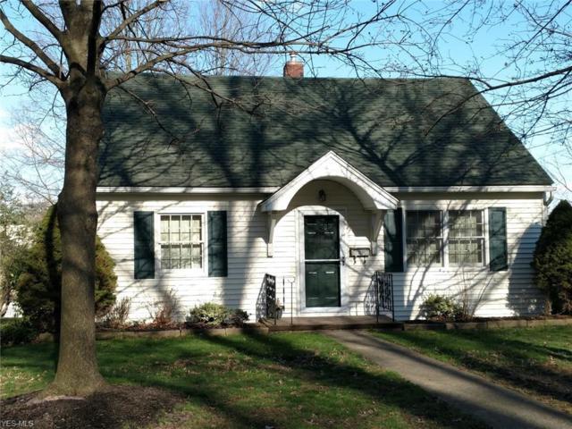 108 Fairlawn Ave, Rittman, OH 44270 (MLS #4087223) :: Keller Williams Chervenic Realty