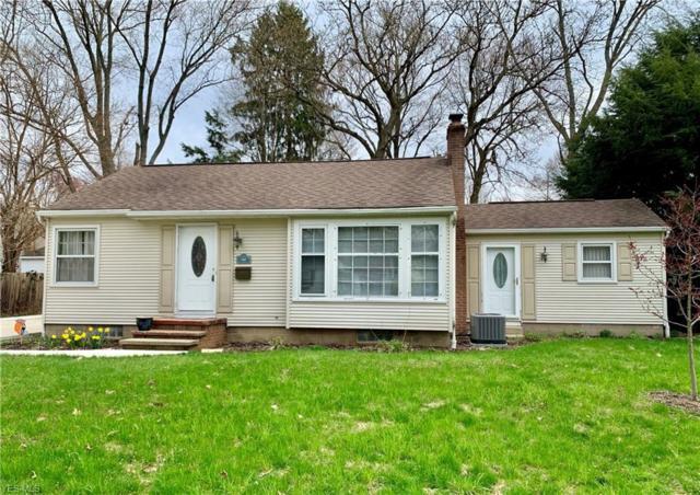 515 Roosevelt St, Kent, OH 44240 (MLS #4087411) :: Keller Williams Chervenic Realty