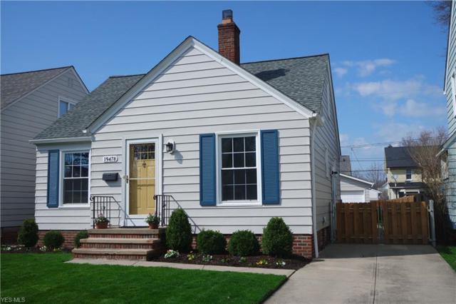 19478 Shoreland Ave, Rocky River, OH 44116 (MLS #4087542) :: Ciano-Hendricks Realty Group