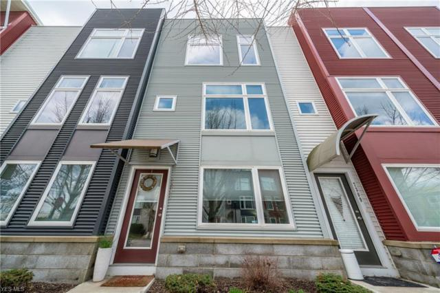 7307 Battery Park Blvd A-7307, Cleveland, OH 44102 (MLS #4087571) :: RE/MAX Trends Realty