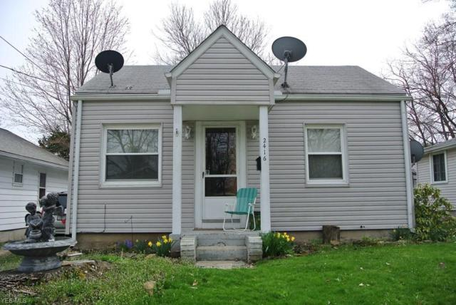 2416 Albrecht Avenue, Akron, OH 44312 (MLS #4087638) :: RE/MAX Valley Real Estate