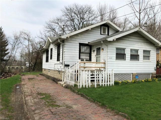 602 Pasadena Ave, Youngstown, OH 44502 (MLS #4087779) :: RE/MAX Valley Real Estate