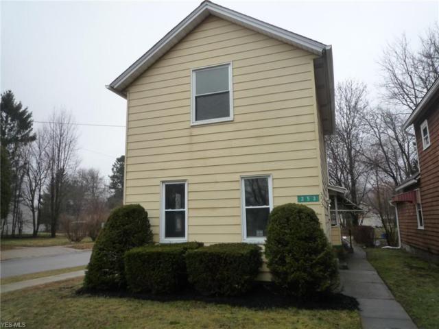 353 Harris St, Kent, OH 44240 (MLS #4087958) :: Keller Williams Chervenic Realty