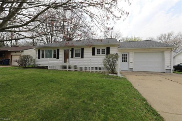 171 7th St, Columbiana, OH 44408 (MLS #4088265) :: RE/MAX Valley Real Estate