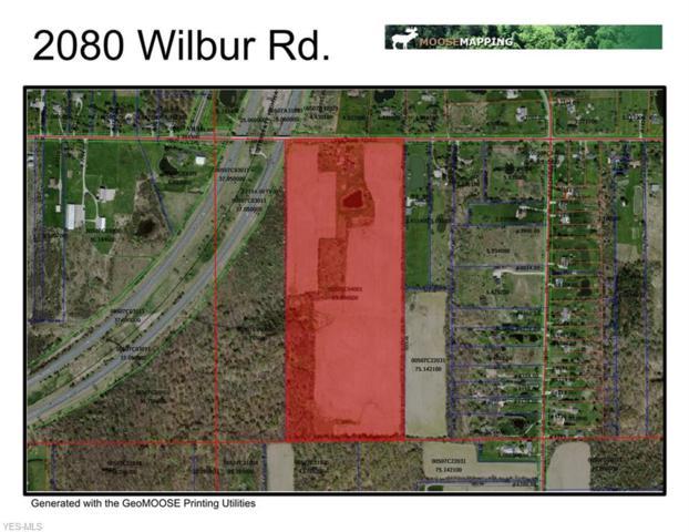 2080 Wilbur Rd, Medina, OH 44256 (MLS #4088581) :: RE/MAX Trends Realty