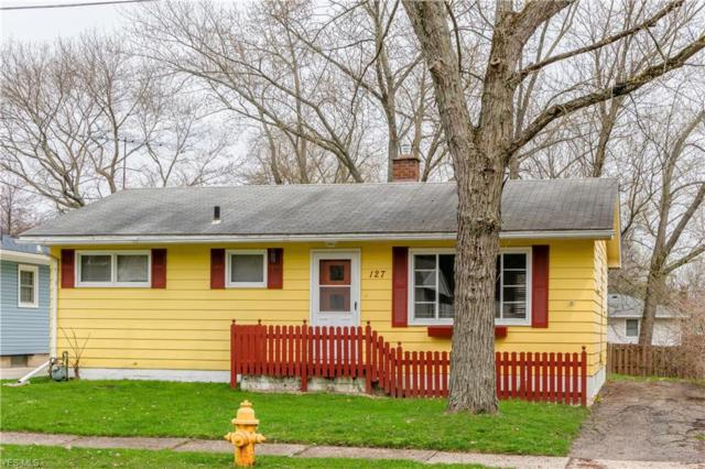 127 Marion Ave, Mogadore, OH 44260 (MLS #4088678) :: RE/MAX Valley Real Estate