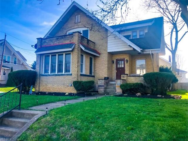 801 Broad Ave NW, Canton, OH 44708 (MLS #4088776) :: RE/MAX Edge Realty